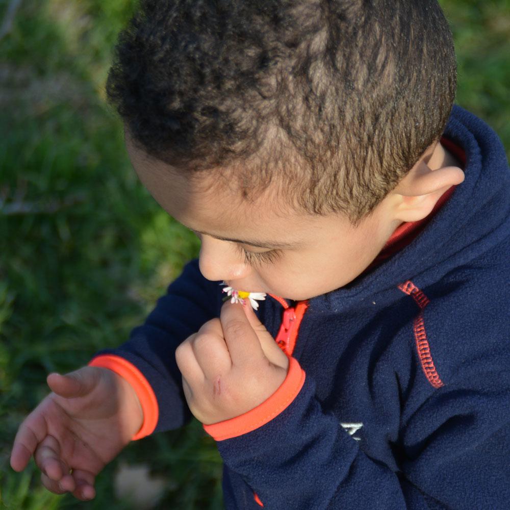 Le plein air une réponse aux besoins des enfants